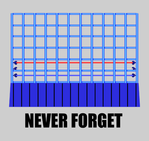 Never Forget Blue Steel Cage Matches Wwe Steel Cage Tech Company Logos Never Forget
