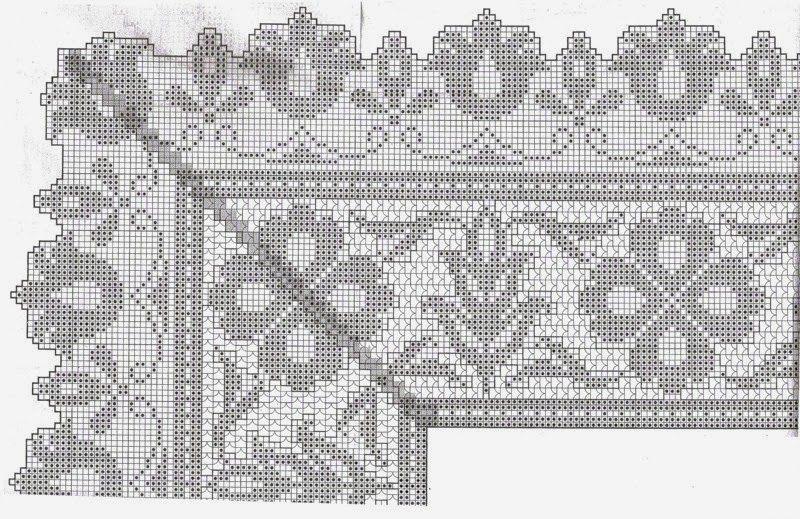TRICO et crochet-madonna-moi: nappes crochet et le tissu avec des ...