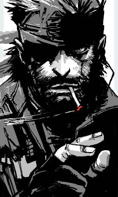 Vic Boss Metal Gear Solid Peace Walker Metal Gear Metal Gear Rising Metal Gear Series