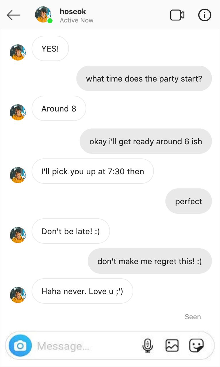 Instagram Messages Maker Instagram Direct Message Instagram Message Instagram Post Generator