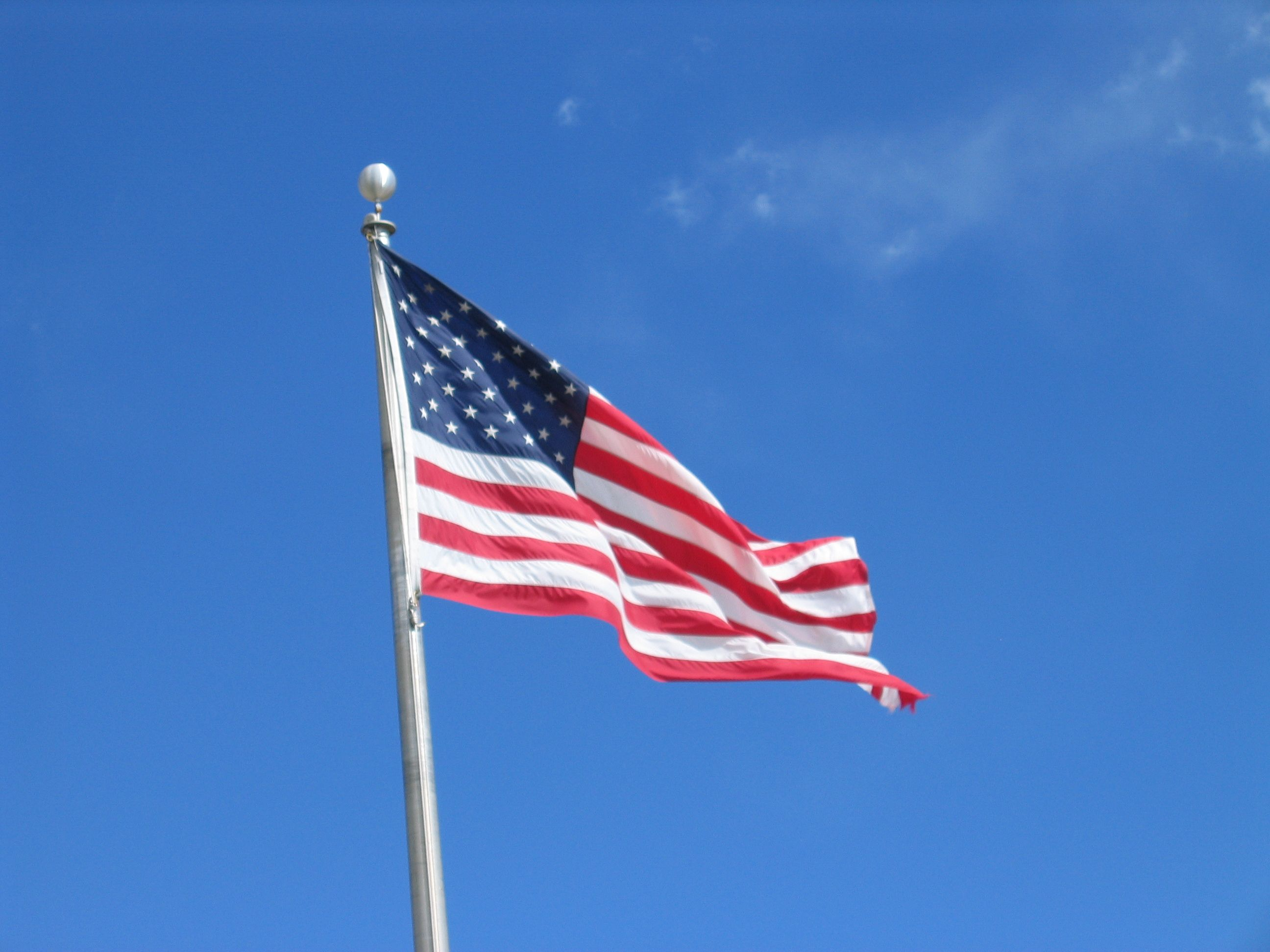 I've visited many countries and traveled to 49 American states...I love America!