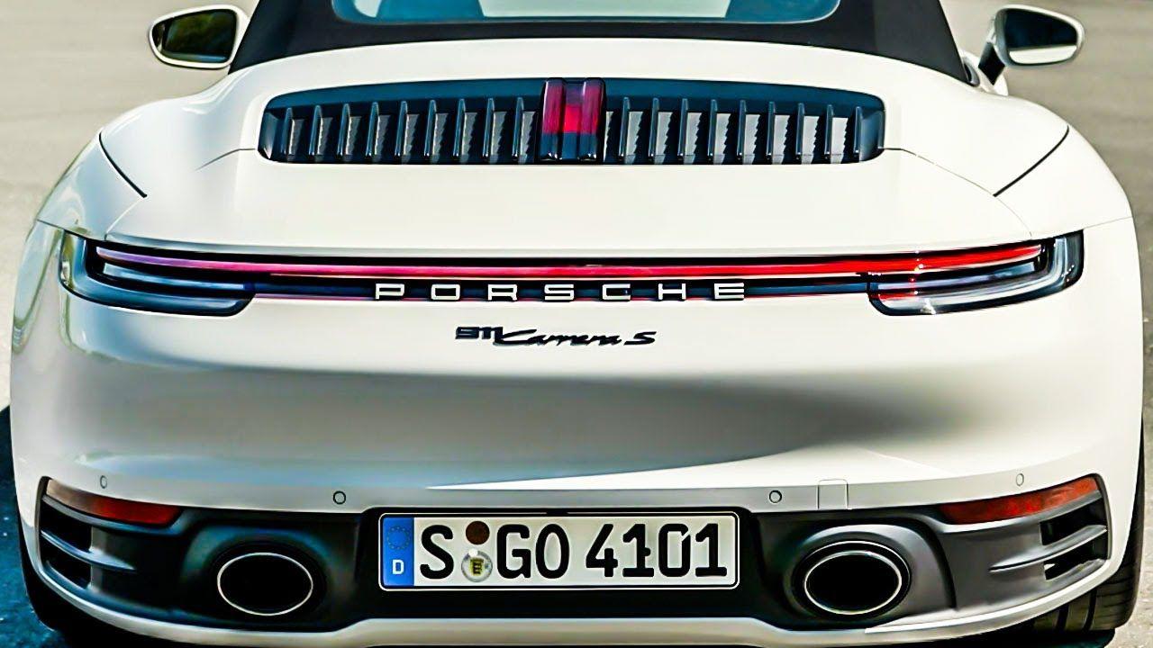 Pin On Porche 992