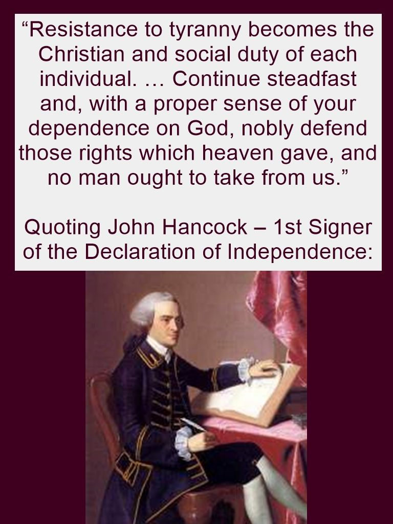 Revolutionary War Quotes Quote John Hancock On Tyranny  Revolutionary War  Pinterest