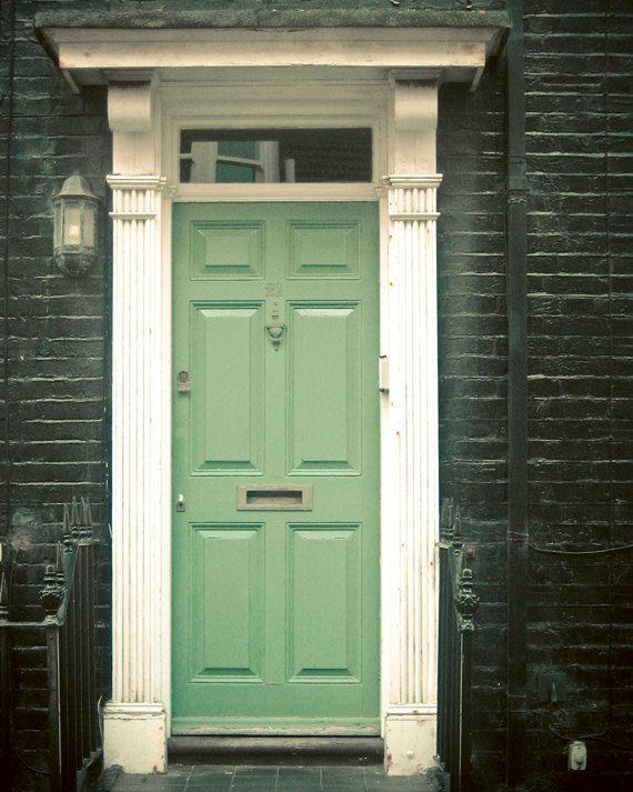 M s de 25 ideas incre bles sobre puertas verdes en for Idealista puertas verdes