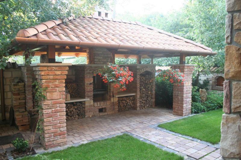 garden kitchen bbq kerti konyha grillstvel - Garden Kitchen