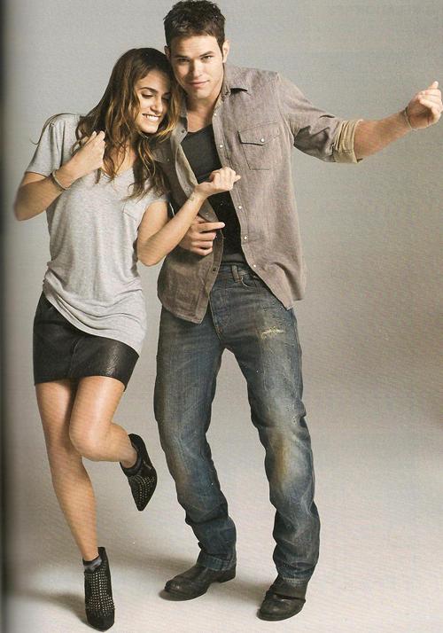 .Nikki Reed and Kellan Lutz   Twilight cast, Twilight ...