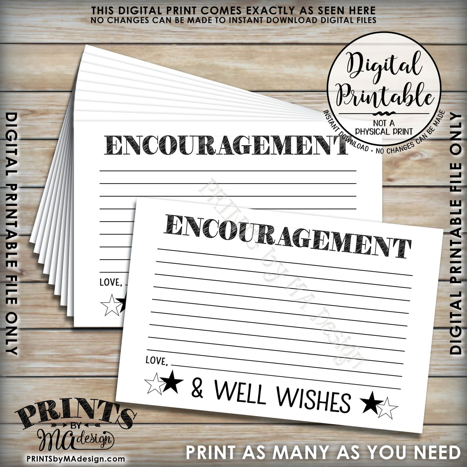 Military Encouragement and Well Wishes Card Boot Camp Send