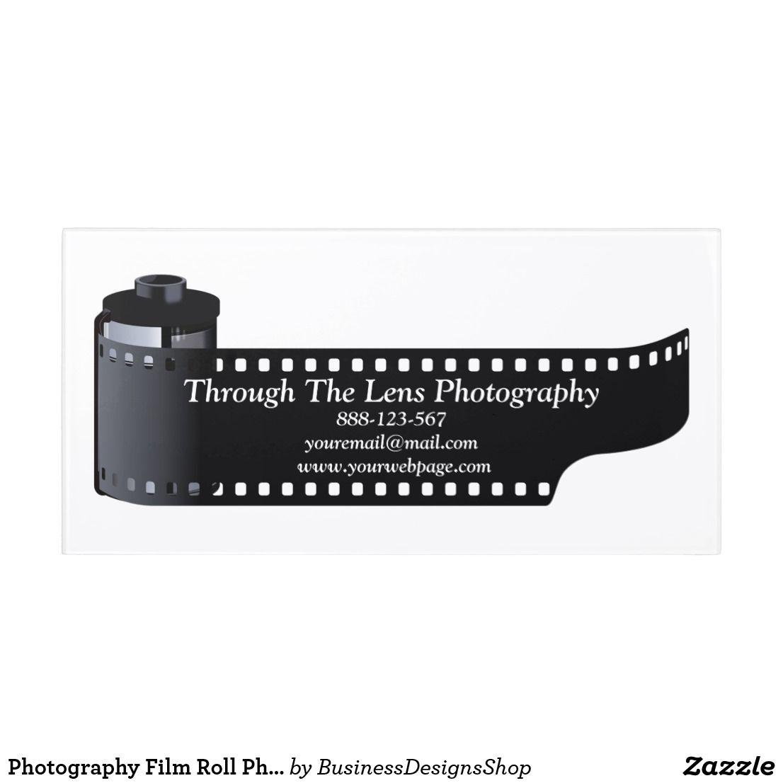 photography film roll photographer minimal door sign door signs