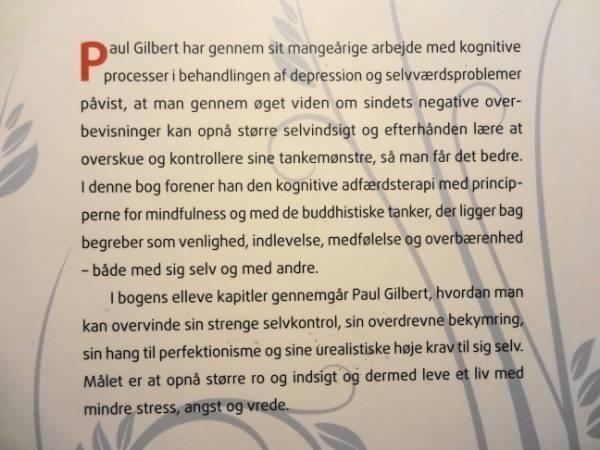 Medfølelse og Mindfulness - fra selvkritik til selvværd Paul Gilbert - Google-søgning