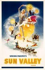 Union Pacific ~ Sun Valley ~ Idaho