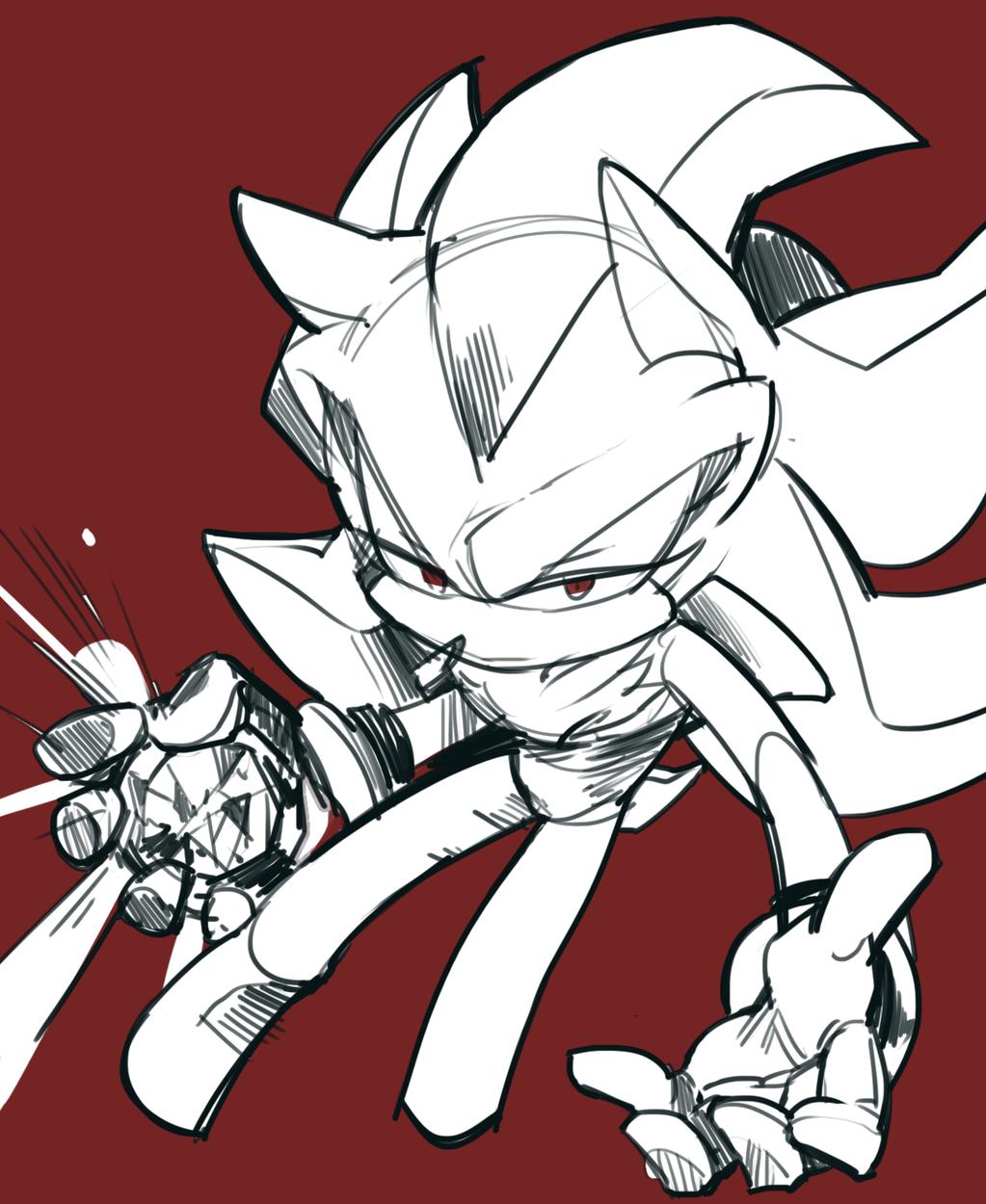 Shadow the Hedgehog   Shadow the Hedgehog - シャドウ・ザ・ヘッジ ...
