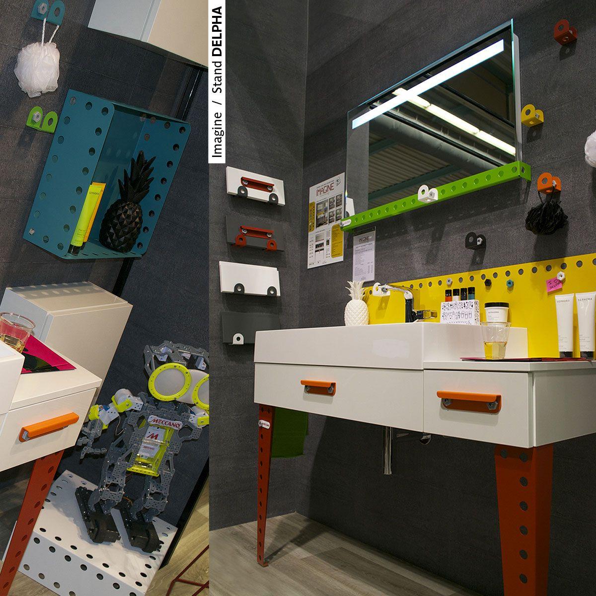 Armoire Salle De Bain Lumineuse ~ meuble de la collection imagine de delpha aper u au salon espace