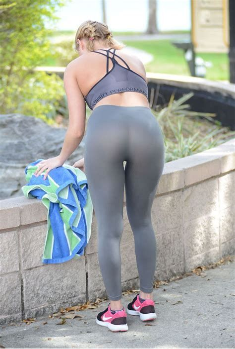 pants Tail yoga thong whale