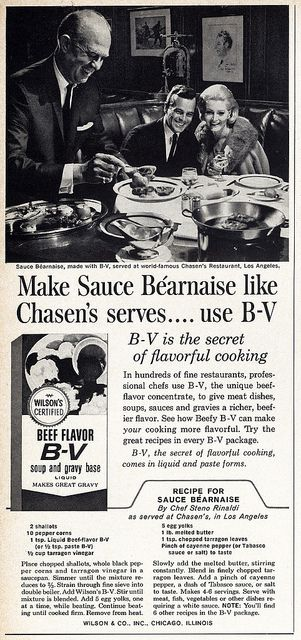 Chasens Sauce Bearnaise by Shelf Life Taste Test, via Flickr