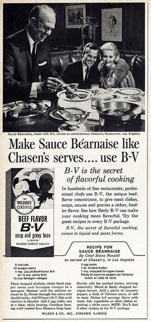 Chasens Sauce Bearnaise by Shelf Life Taste Test, via Flickr