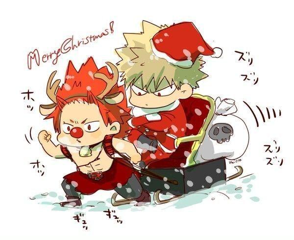 KIRIBAKU PICTURES - Christmas special