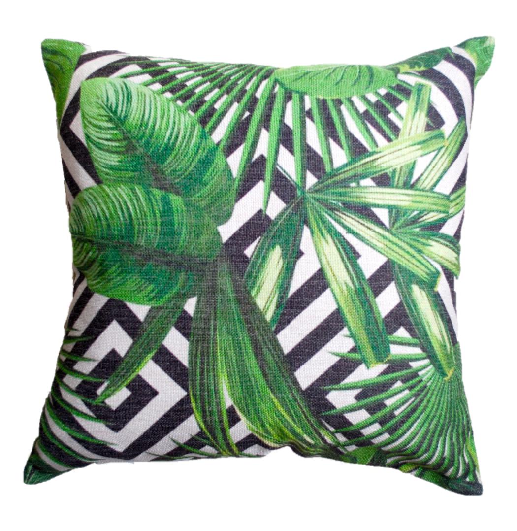 Montego Funky Cushions Jungalow Decor Sunroom Decorating