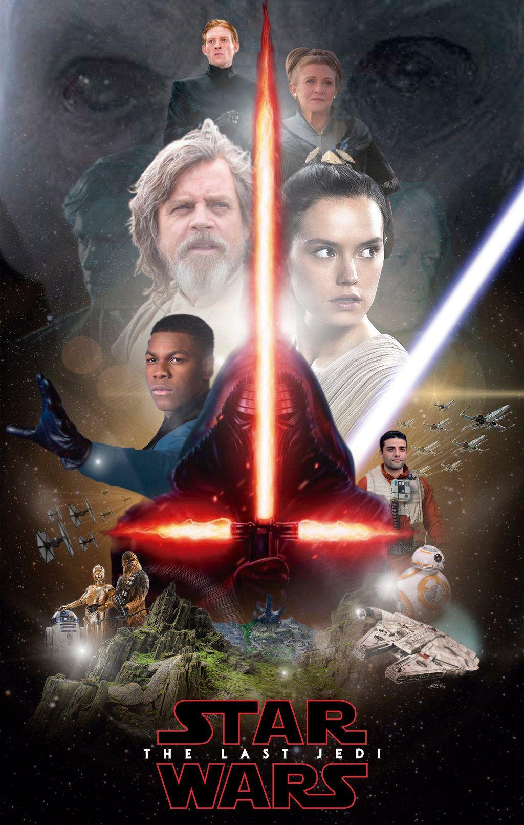Streaming Star Wars 8 : streaming, Wars:, Episode, Letzten, (2017)