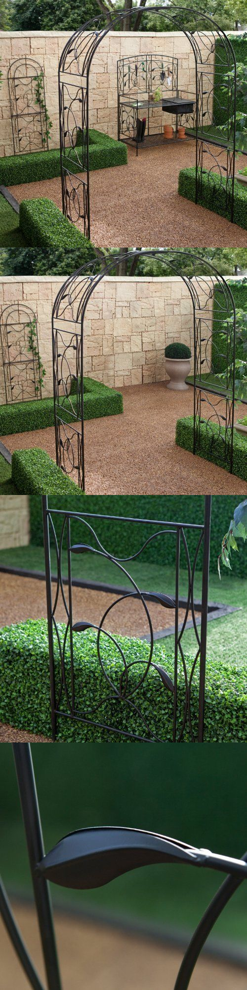 Arbors and Arches 180993: Patio Garden Decor Backyard Weddings Yard ...
