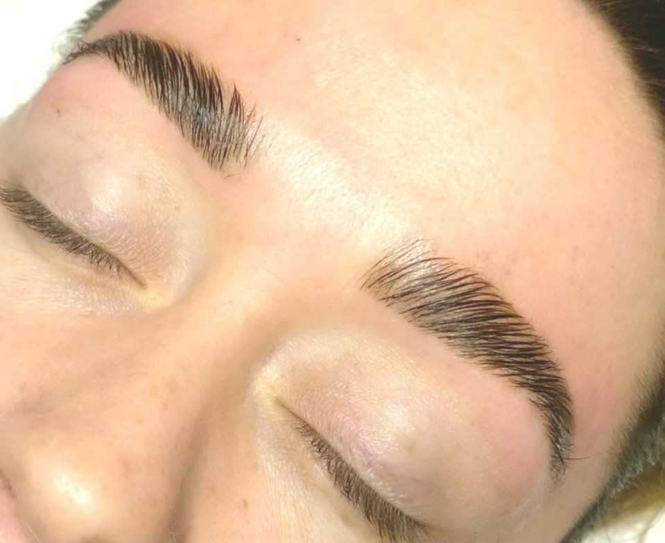 Pin By Stronglash On Brow Goals In 2020 Brows Eyebrow Growth Eyebrows