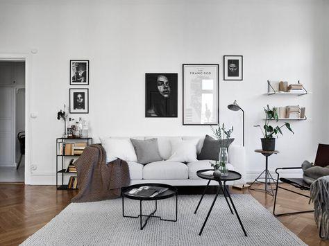 Pin von Elena auf apartment | Wohnzimmer design, Wohnzimmer