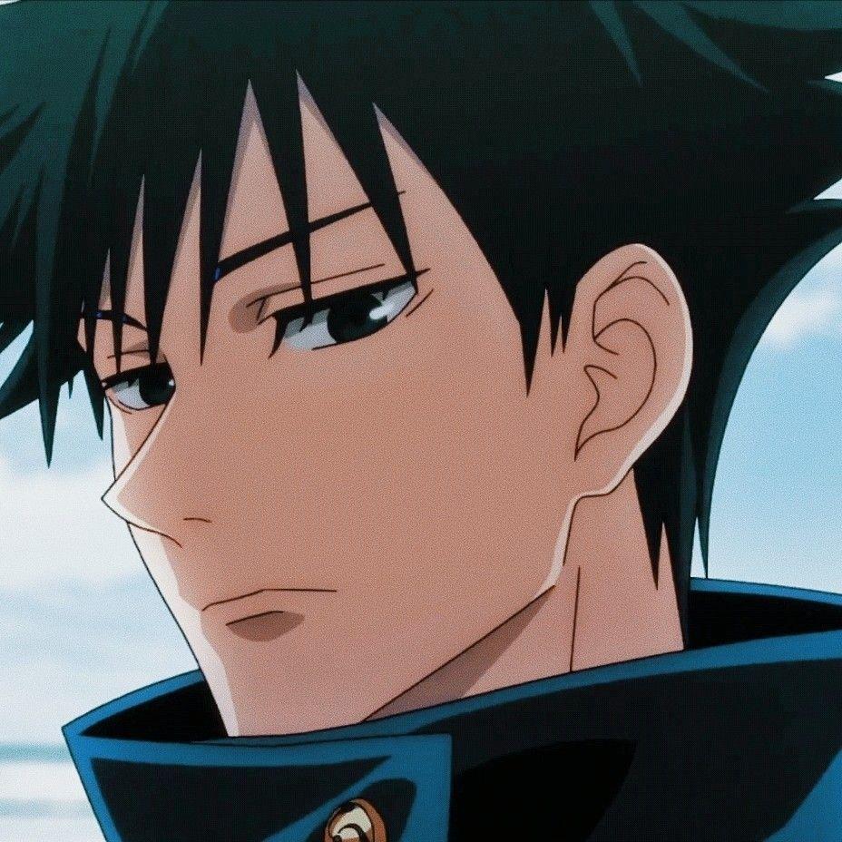 Fushiguro Megumi Icons In 2021 Haikyuu Fanart Anime Anime Icons