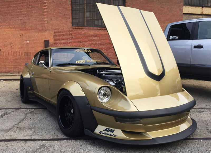 Merveilleux Datsun 240z And RWB Porsche | Rolling Art | Pinterest | Datsun 240z, Cars  And Nissan