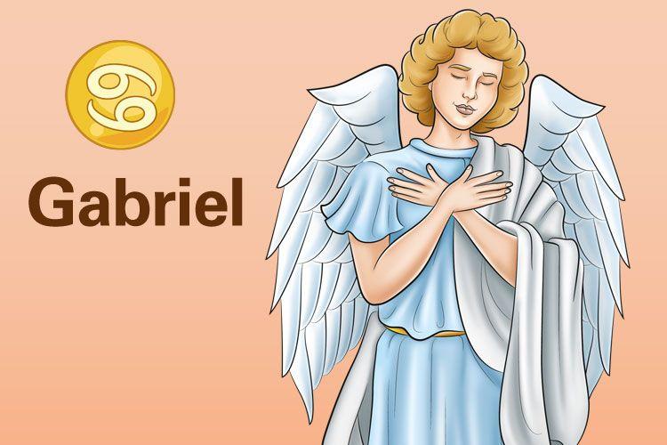Cancer Simpatia Para Receber As Bencaos Do Anjo Gabriel Com