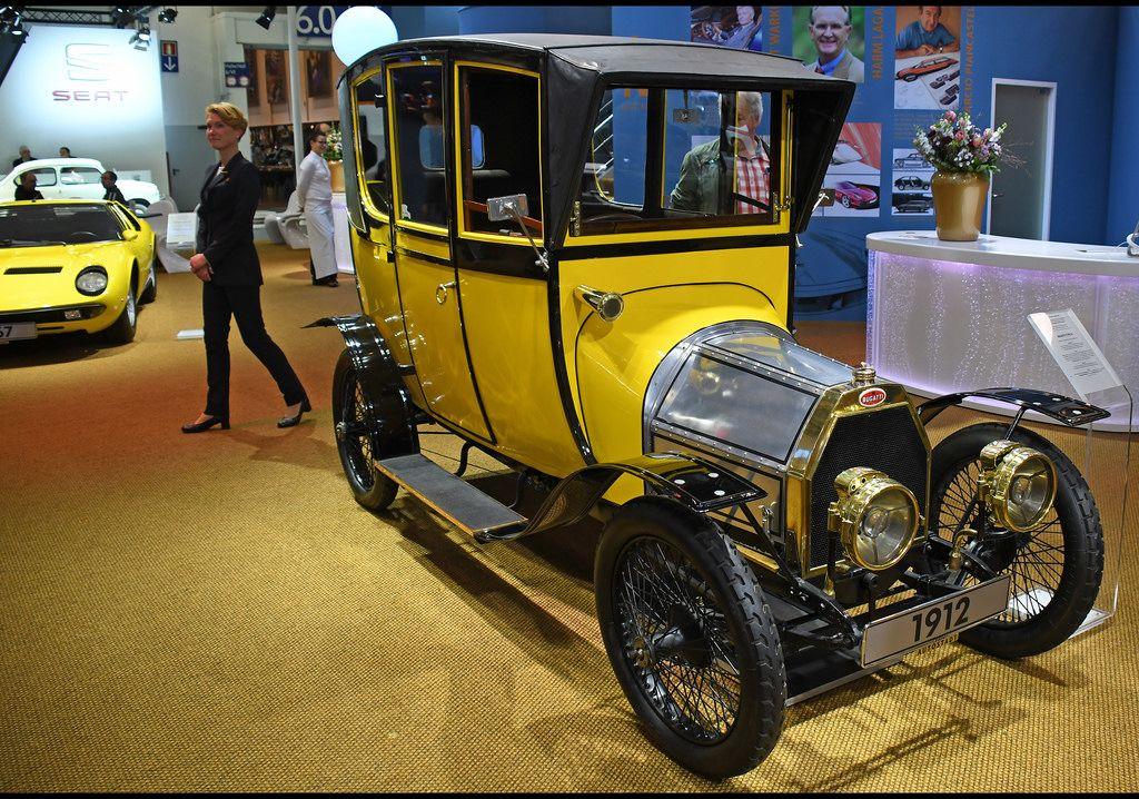 Bugatti type 15 1912 Bugatti, Constructeur automobile