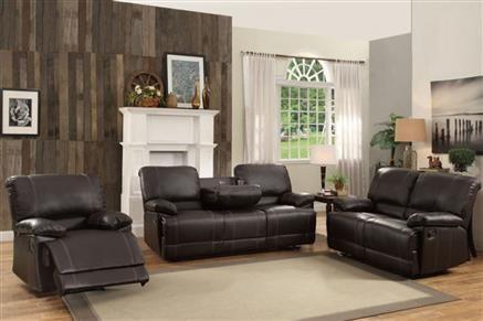 Home Elegance Cassville Living Room Set Living Room Sets Reclining Sofa Brown Living Room