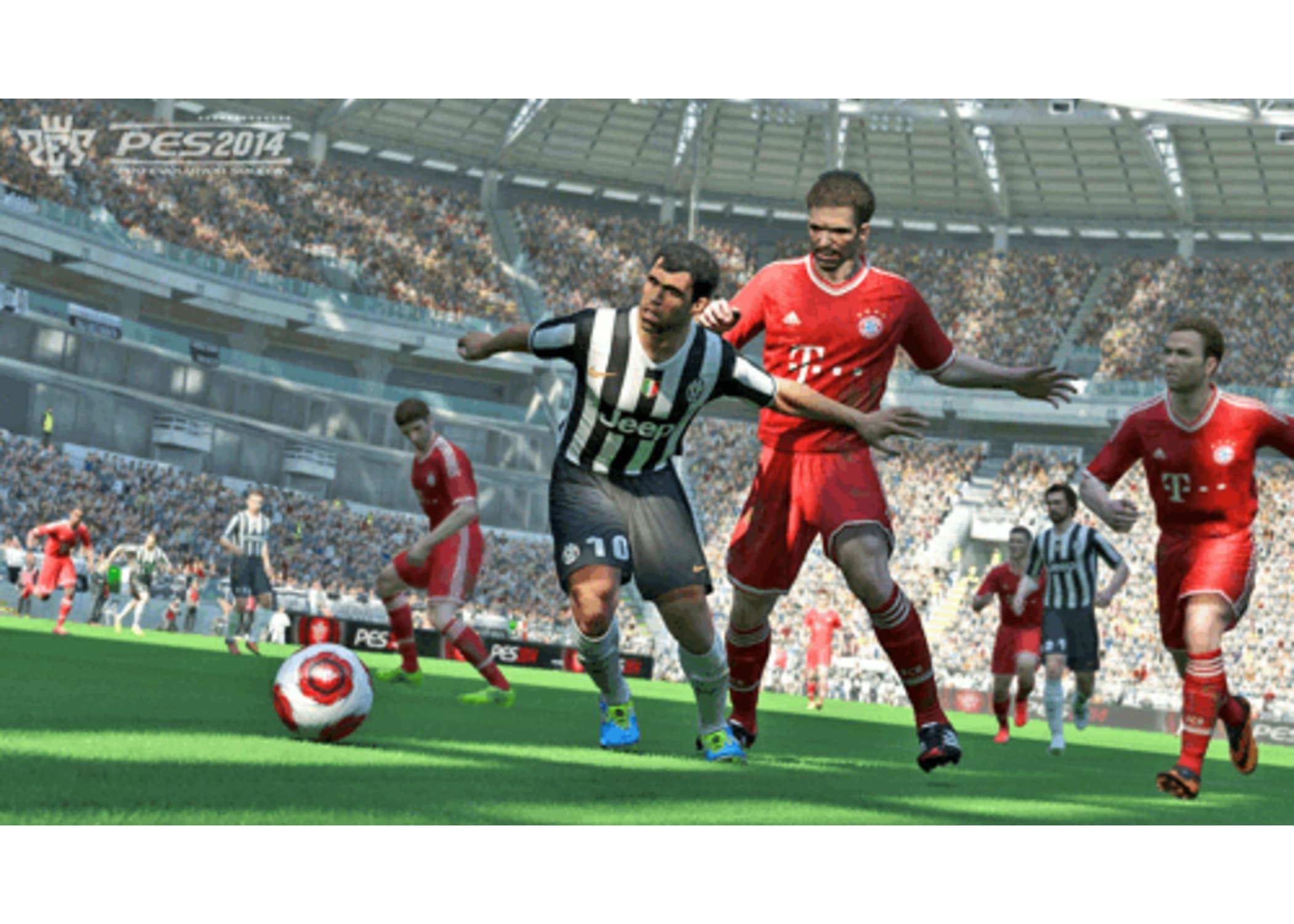 Pro Evolution Soccer 2014 Pro Evolution Soccer Pro Evolution