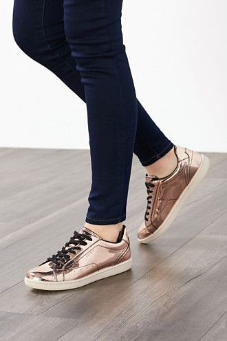Esprit / Lack Trend Sneaker | Damenschuhe sneaker ...