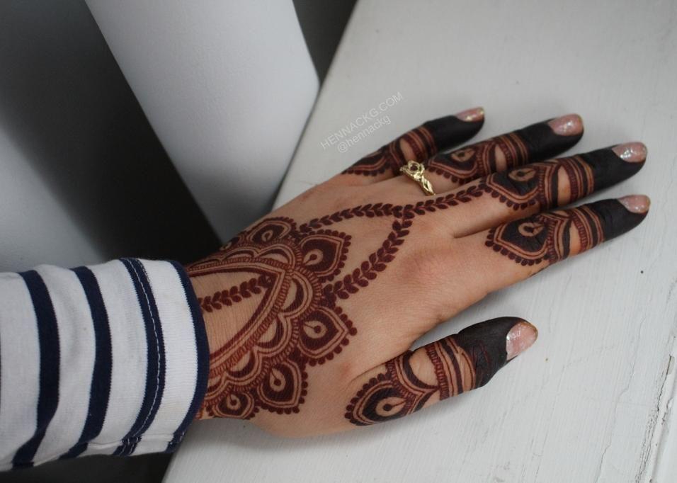 Henna Tattoo Montreal : Colors henna mehndi natural hennamontreal artist design hennamtl