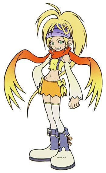 Rikku (Fairy) from Kingdom Hearts II   kingdom hearts   Pinterest