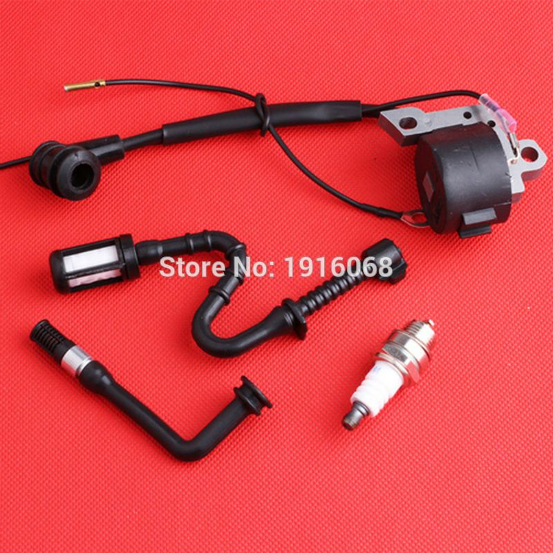 Ignition Coil Air Fuel Filter for Stihl 026 029 039 MS260 MS290