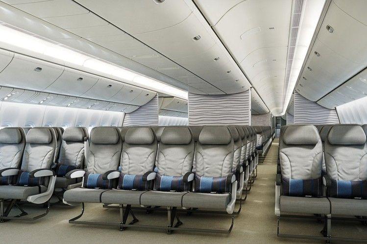 The Incredible Shrinking Plane Seat | Plane seats