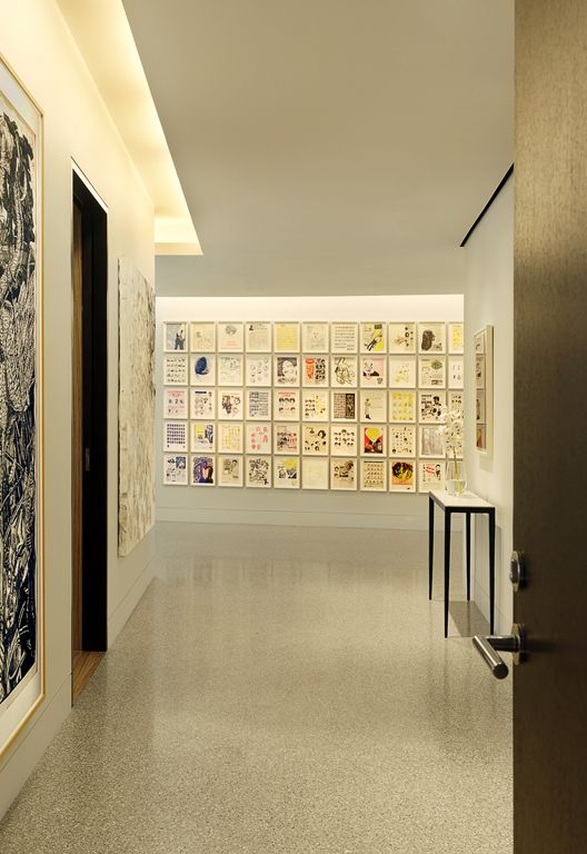 Art House by Charles Rose Architects , via Behance