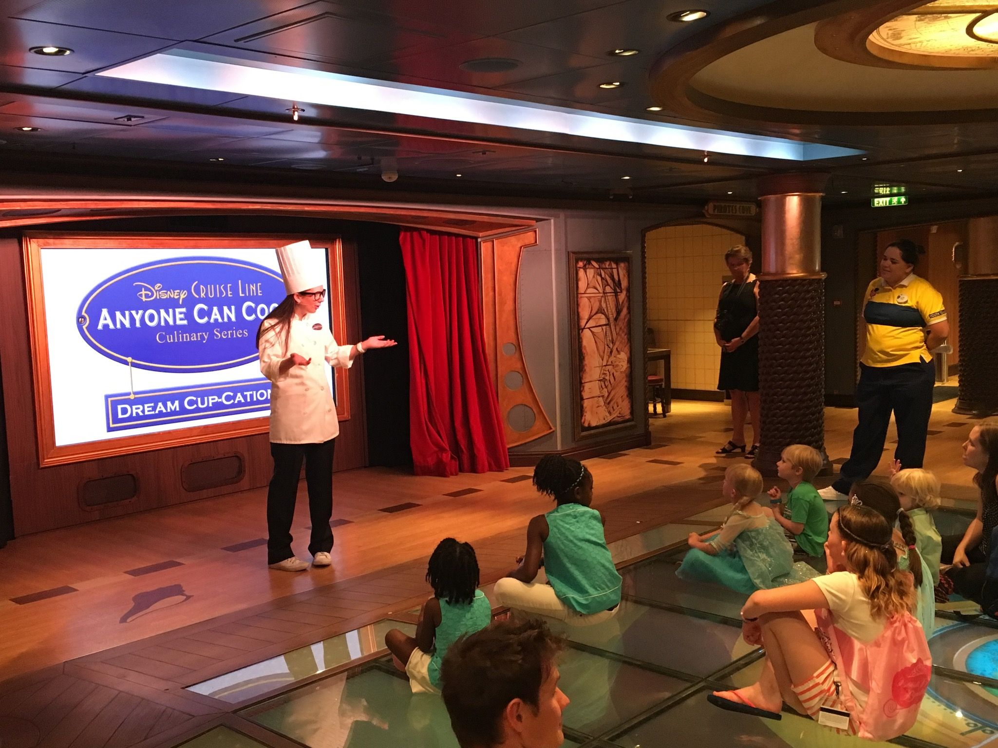 Disney Cruise Adventures Anyone Can Cook Classes Disney Cruise Disney Cruise Line Cruise