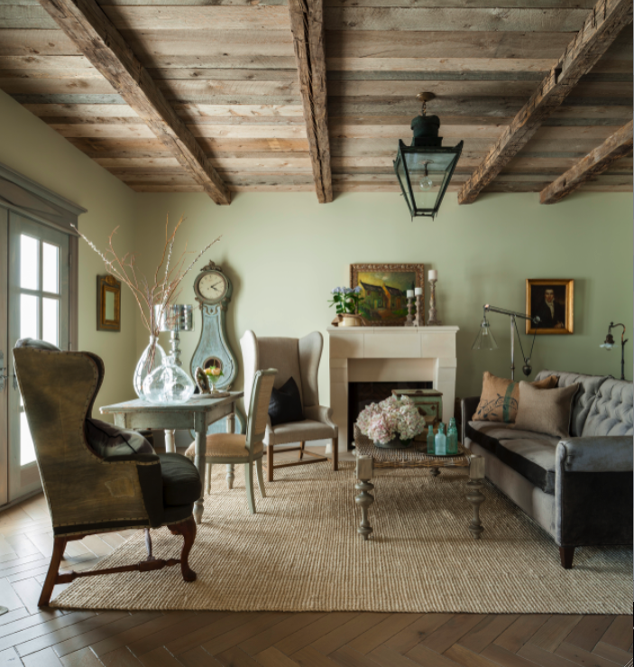 Cozy Minimalist Living Room: Our Simple Living Room