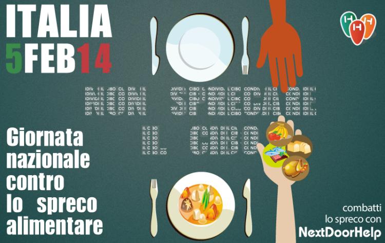 Giornata Nazionale Contro Lo Spreco Alimentare https://www.facebook.com/pages/La-Veranda/34253471727