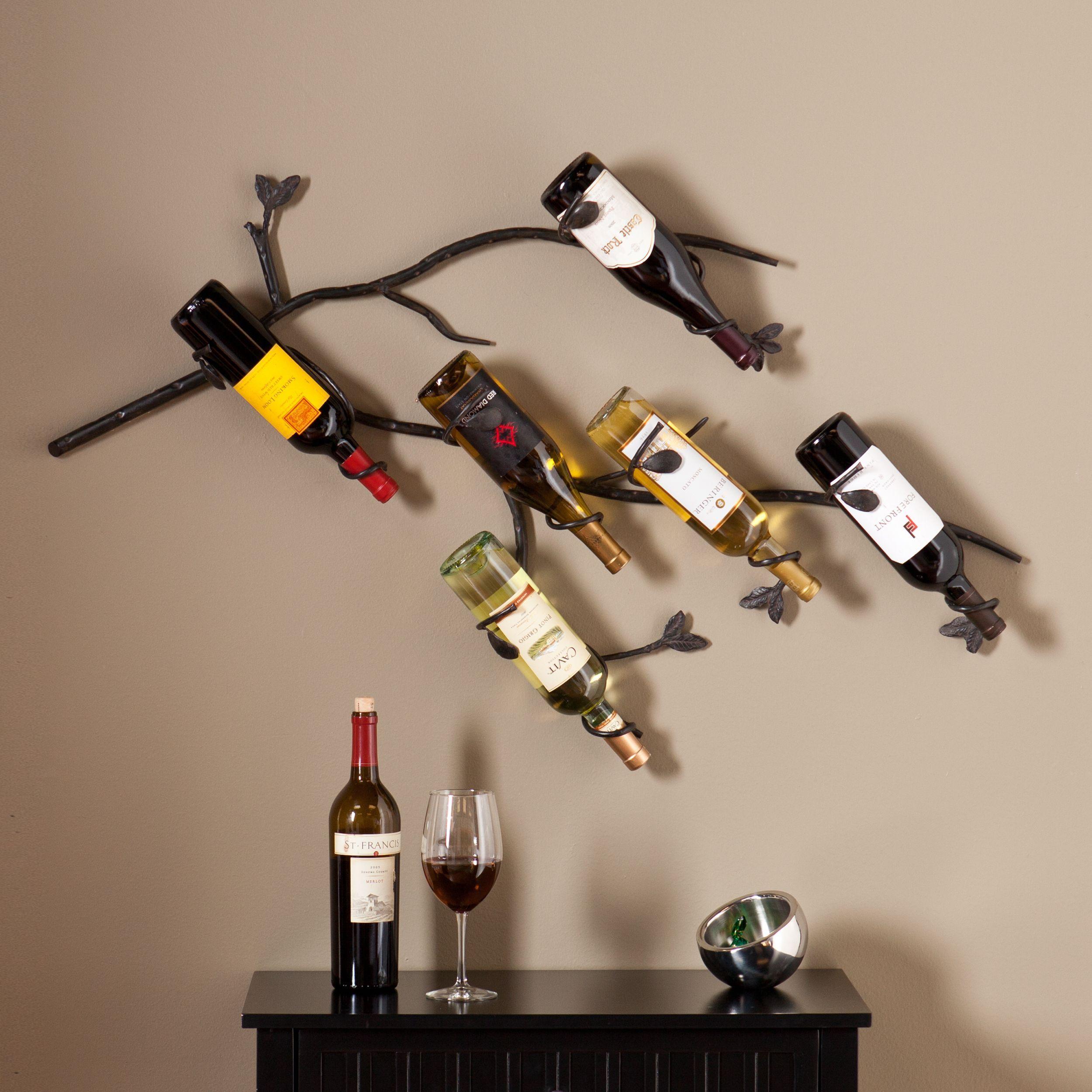 storage kitchen spiral wine blvd bottles itm rack winston holds harper design mount wall