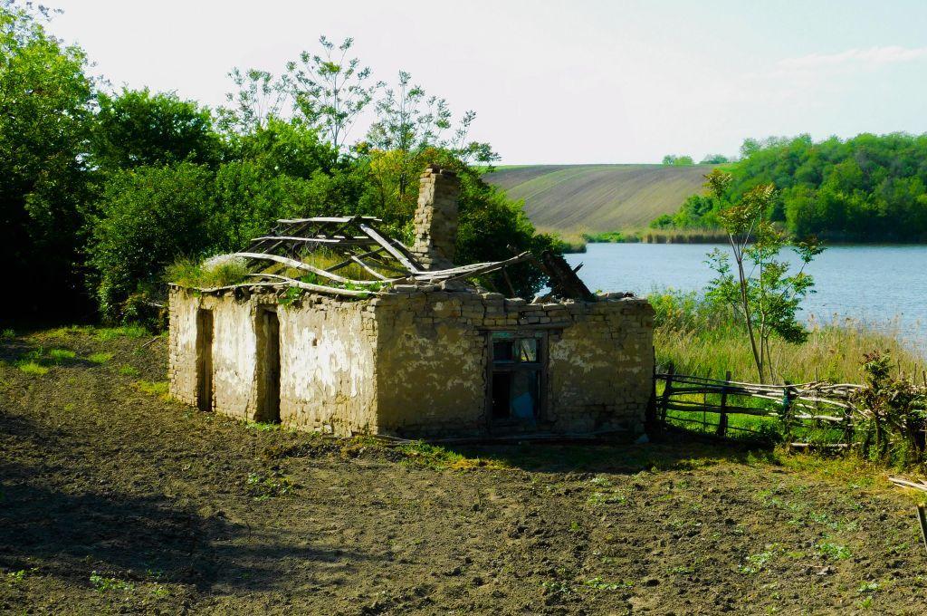 Stara Kuća Kraljevac Deliblato,Deliblatsko jezero ,Opština