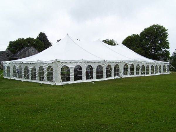 How Much Do Wedding Tents Cost? | Outdoor tent wedding ...