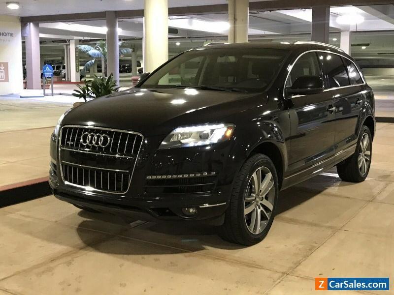 Car for Sale 2010 Audi Q7