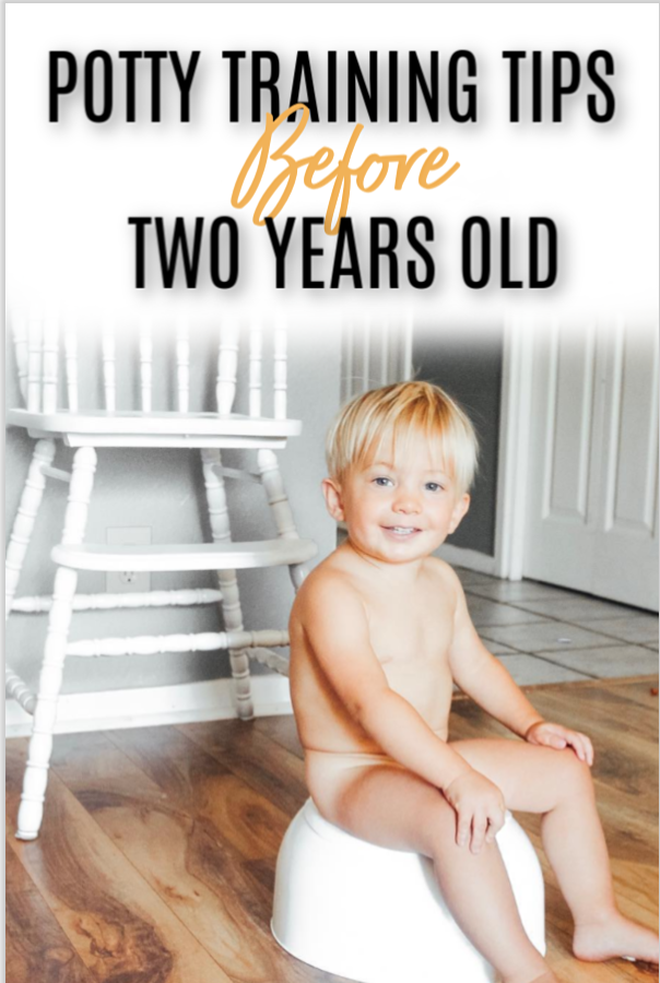 Potty Training Your 1 Year Old | Potty training, Starting