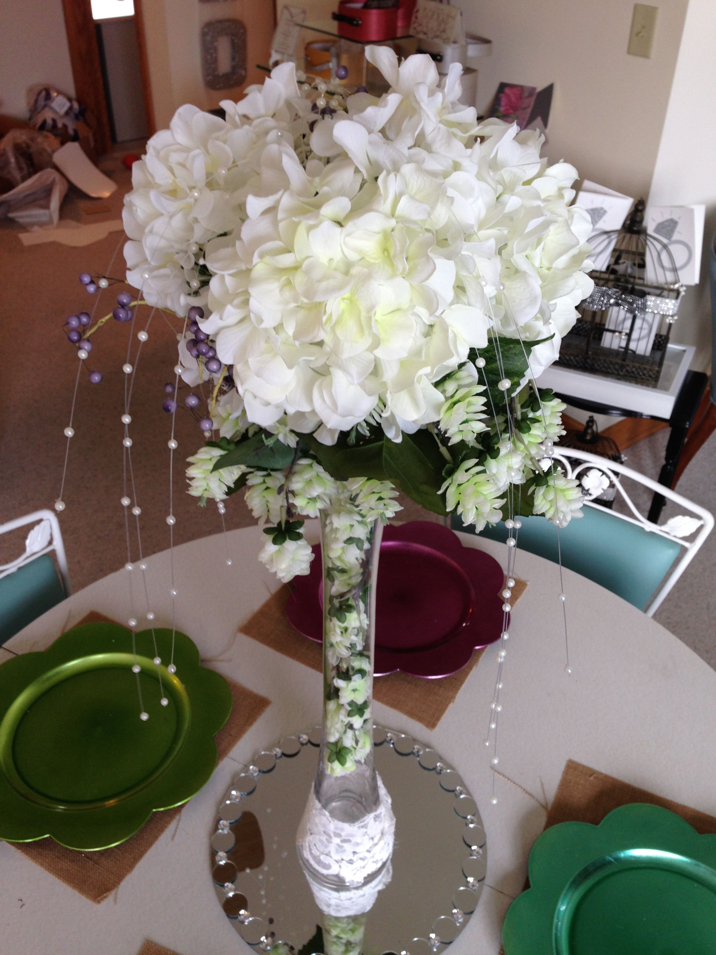 Table Centerpiece for wedding #table #centerpiece #wedding #weddingstyle #PSILoveYou