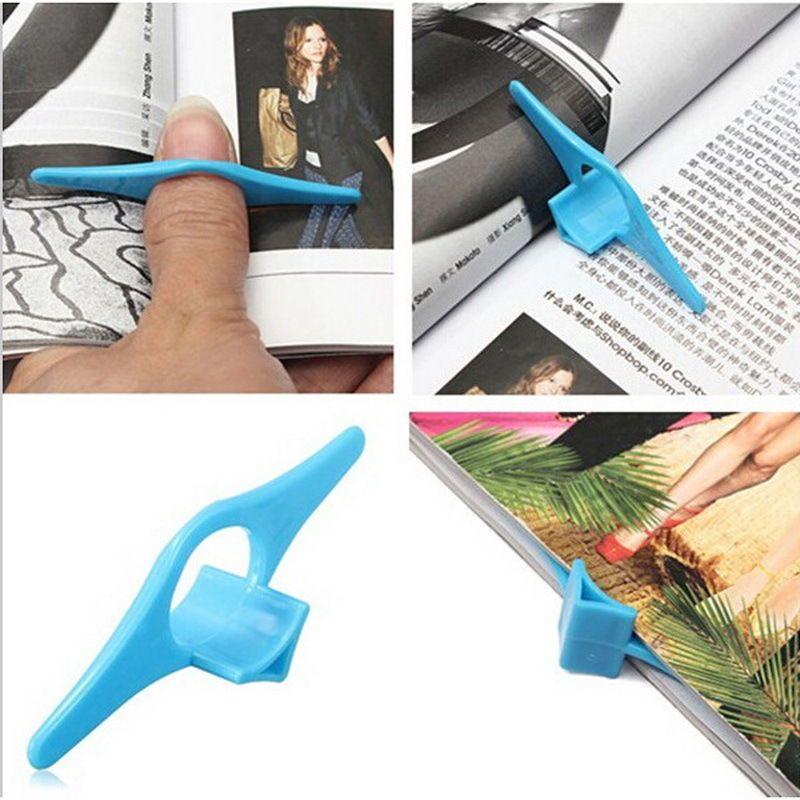 Thumb thing book holder