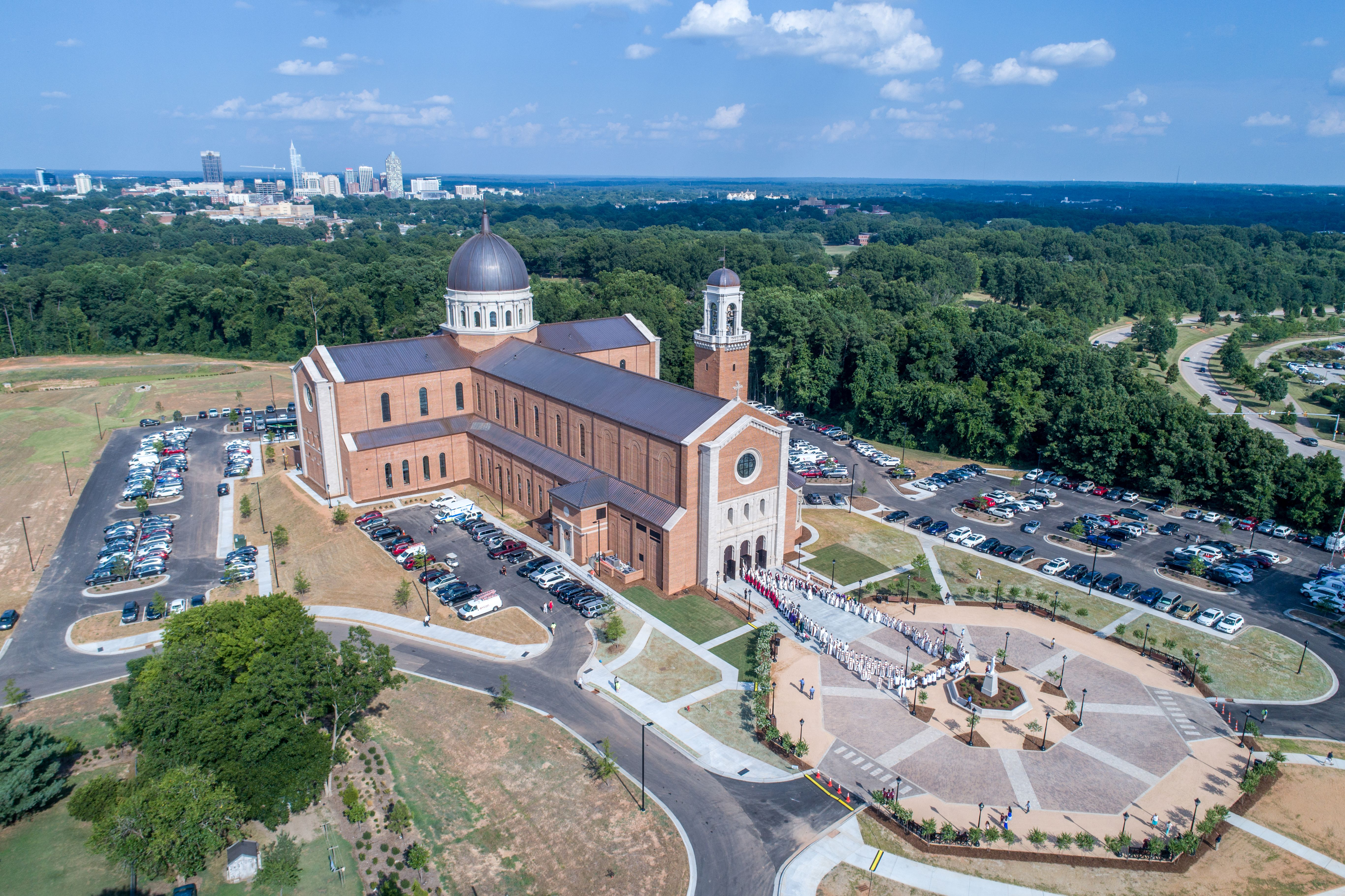 Holy name of jesus cathedral raleigh nc church