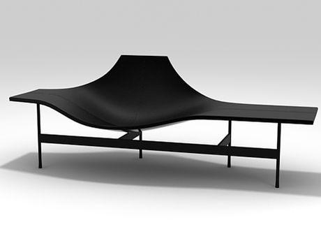 Objectsamp; Lt1Interior Architectural Terminal 1 Furniture More JFK1cl
