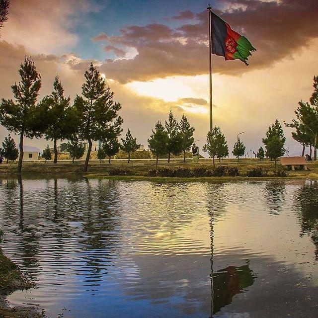 Pin By S A L W A On A F G H A N I S T A N Afghanistan Flag